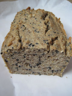 Lemon Poppy Seed Low Carb Bread