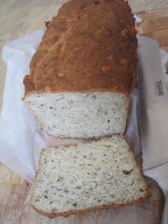 Cheese Herb Bread – low carb