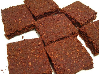 Chocolate Brownies – Raw, vegan and healthy as well