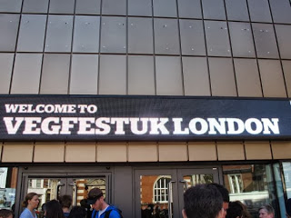 A must for vegans – the London Vegfest