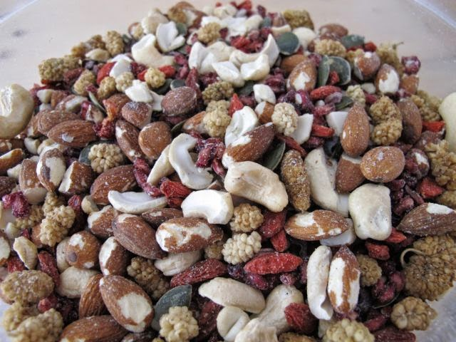 Trail Mix – great healthy snacking