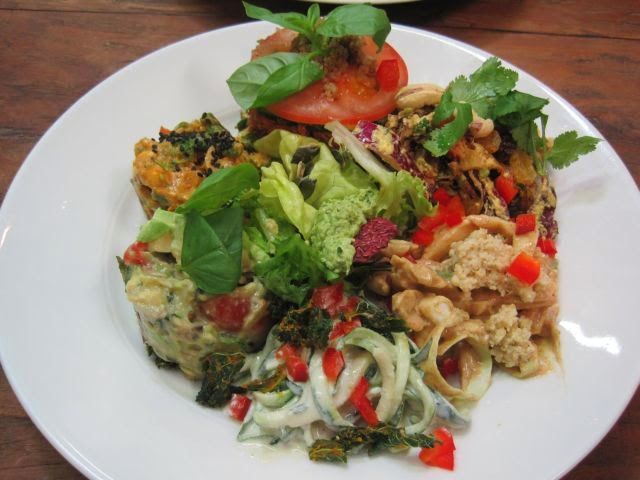 Raw and Vegan in Cape Town
