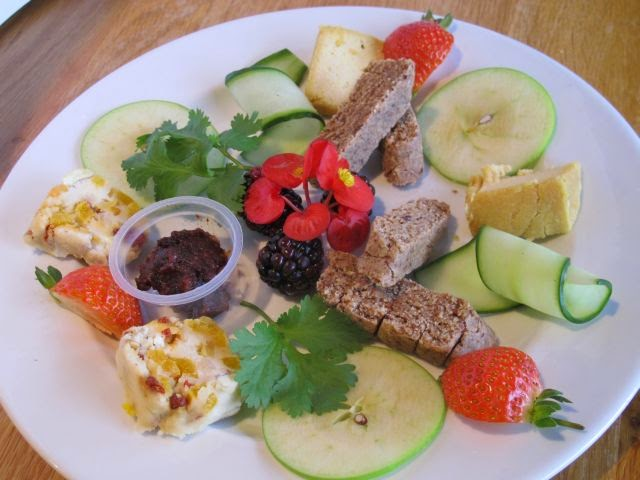 More on Feast 2014 – Raw Food Course
