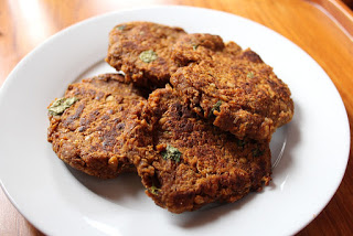 Fool proof bean burgers