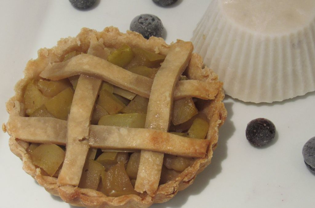 Mini Apple Tarts – Vegan of course