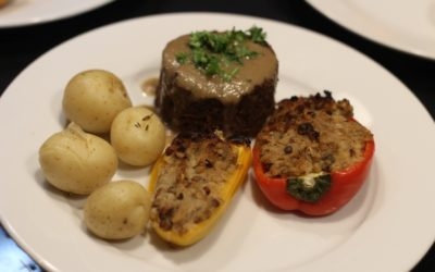 Lentil and Nut Roast