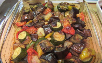 Ratatouille – French and Vegan